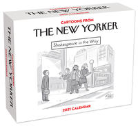 Cartoons from The New Yorker 2021