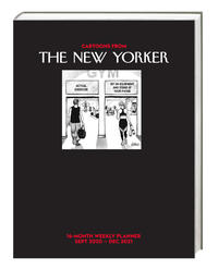 Cartoons from The New Yorker - Cartoons The New Yorker - Terminkalender 2021