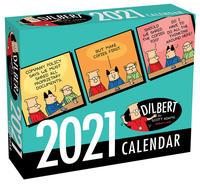 Dilbert by Scott Adams 2021