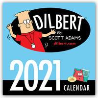 Dilbert 2021 - 16 Monatskalender