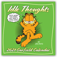 Garfield - Funny Business 2021 - 16 Monatskalender