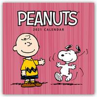 Peanuts 2021 - 16 Monatskalender