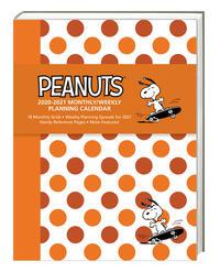 Peanuts Diary - Dilbert Terminkalender 2021