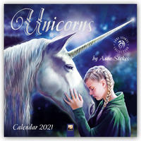 Unicorns - Einhörner 2021