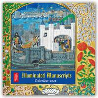 British Library Illuminated Manuscripts - Bilderhandschriften der Britischen Nationalbibliothek 2021