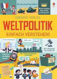 Cover: Frith Alex Weltpolitik einfach verstehen!