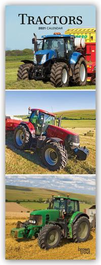 Tractors - Traktoren 2021