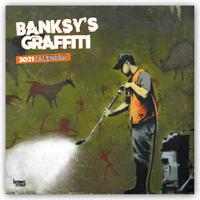 Banksy 2021 - 16-Monatskalender