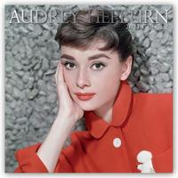 Audrey Hepburn 2021 - 16-Monatskalender