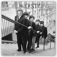 Rolling Stones 2021 - 16-Monatskalender