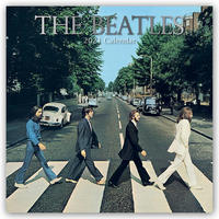 The Beatles 2021 - 16-Monatskalender
