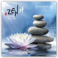 Zen Art & Poetry - Zen Kunst und Poesie 2021