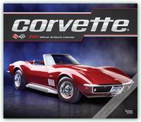 Corvette 2021 - 16-Monatskalender
