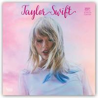 Taylor Swift 2021 - 16-Monatskalender