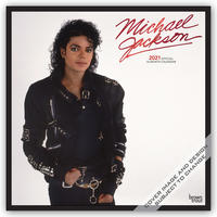 Michael Jackson 2021 - 16-Monatskalender
