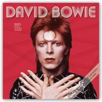 David Bowie 2021 - 16-Monatskalender