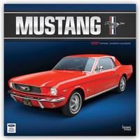 Mustangs - 16-Monatskalender
