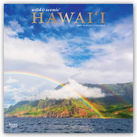 Hawaii 2021 - 16-Monatskalender