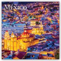 México - Mexiko 2021 - 16-Monatskalender