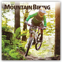 Mountain Biking - Mountainbiken 2021 - 16-Monatskalender