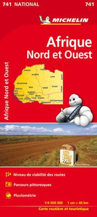 Michelin Nordwest-Afrika