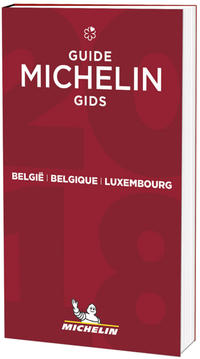 Michelin Belgique & Luxembourg 2018