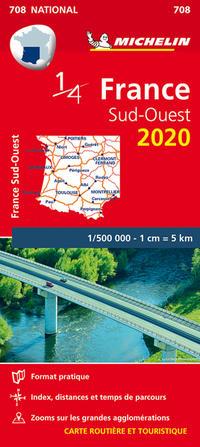 Michelin Südwestfrankreich