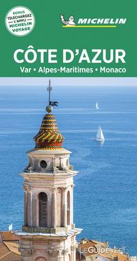 Michelin Le Guide Vert Cote d'Azur, Monaco