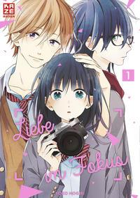 Liebe im Fokus 1 - Cover