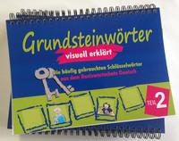 Grundsteinwörter - visuell erklärt, Teil 2