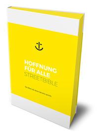 Hoffnung für alle. Neues Testament und Psalmen - STREETBIBLE