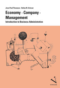 Economy, Company, Management (Print on demand)