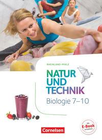 Natur und Technik - Biologie Neubearbeitung, Rheinland-Pfalz