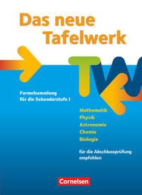 Das neue Tafelwerk - Allgemeine Ausgabe