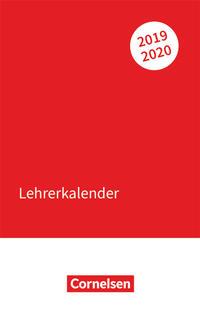 Lehrerkalender 2019/2020
