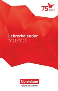 Lehrerkalender - Ausgabe 2021/2022 - Cover