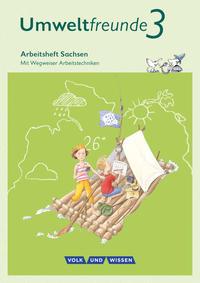 Umweltfreunde - Sachsen - Ausgabe 2016 / 3. Schuljahr - Arbeitsheft