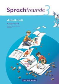 Sprachfreunde, Ausgabe Süd, Sc SCA Th, Gs, Neubearbeitung 2010