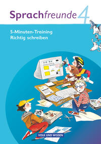 Sprachfreunde, Ausgabe Nord/Süd, B Br MV Sc SCA Th, Gs, Neubearbeitung 2010