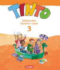 Tinto Sprachlesebuch 2-4 - Sprachlesebuch 3-4, Neubearbeitung
