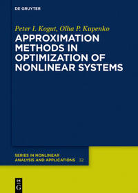 Approximation Methods in Optimization of Nonlinear Systems
