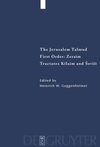 Tractates Kilaim and Seviit