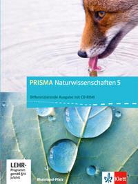 PRISMA Naturwissenschaften, Differenzierende Ausgabe, RP