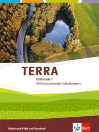 TERRA Erdkunde, Ausgabe für Differenzierende Schulformen, RP Sl, Hs Rs Gsch