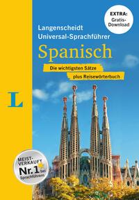 Langenscheidt Universal-Sprachführer Spanisch - Buch inklusive E-Book zum Thema 'Essen & Trinken'