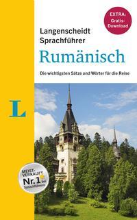 Langenscheidt Sprachführer Rumänisch - Buch inklusive E-Book zum Thema 'Essen & Trinken'