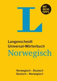 Langenscheidt Universal-Wörterbuch Norwegisch - mit Tipps für die Reise