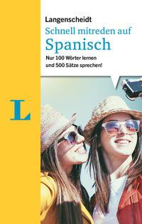 Langenscheidt Schnell mitreden auf Spanisch