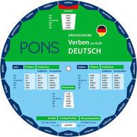PONS Drehscheibe Verben im Griff Deutsch