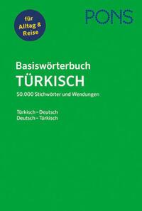 PONS Basiswörterbuch Türkisch